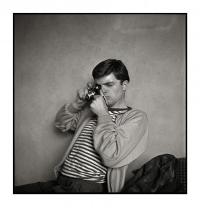 Guy-Bourdin.-Self-portrait-1954